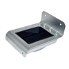 EcoGecko 16 Bright LED Wireless Solar Powered Motion Sensor Light (Weatherproof, no batteries required)